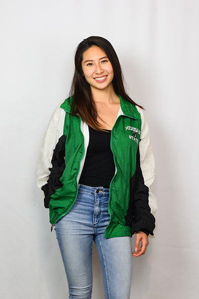 90S JACKET - SIZE MEDIUM