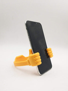 Hand Shaped Clip Phone Stand