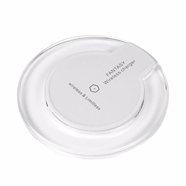 Ultra Slim QI Wireless Charging Pad 5V 1A for Samsung Galaxy S7/S6 Edge/Plus/Note 5/LG G2 G3