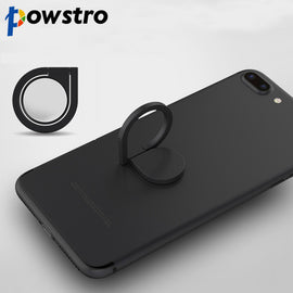 Products Magnetic All Metal Finger Ring Stand Magnet Holder 360 Rotating Mount Mobile Phone Drip Grip Universal for smartphone