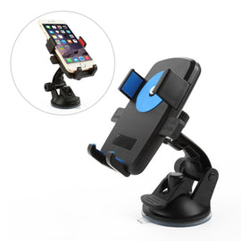 Car Phone Mount Holder Support Windshield Dashboard Universal Car Mobile Phone Cradle for Smartphone and GPS