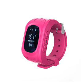 Smart Safe Children SOS Smart Watch Anti-Lost Monitor Call Location Device GPS Tracker for Kids
