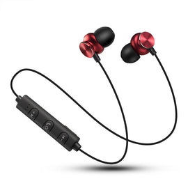 Stereo Subwoofer Bluetooth Earphones In-ear Noise Cancelling