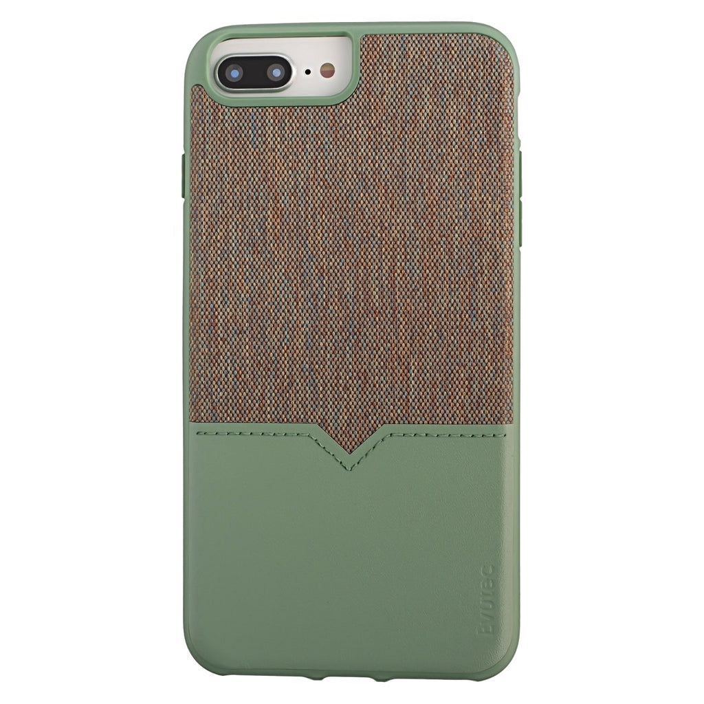 Evutec Northhill Case with AFIX Mount for iPhone X - Sage