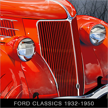 Classic Fords - 1936 Ford