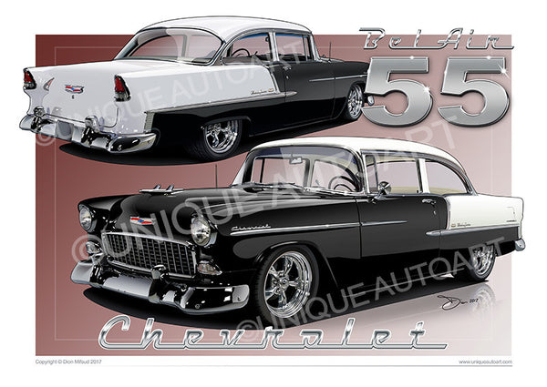 1955 Chevy Bel Air