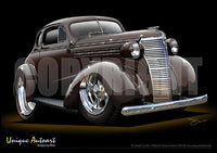 1938 Chevrolet Coupe- Woodleaf Brown