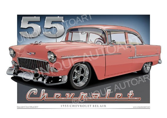 1955 Chevrolet- Coral