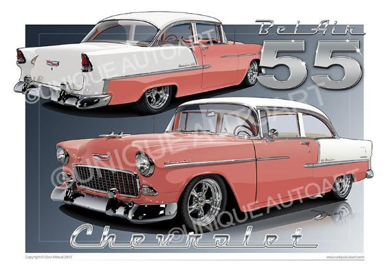 1955 Chevrolet Bel Air-