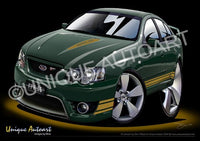 FPV FORD- CAR PRINTS
