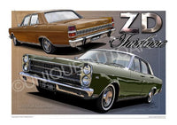 ZD FORD ARTWORK