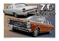 FORD FAIRLANE PRINTS