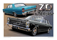 ZD FAIRLANE PRINTS