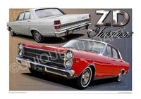 ZD FAIRLANE FOR SALE