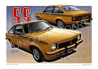 DYNASTY GOLD TORANA