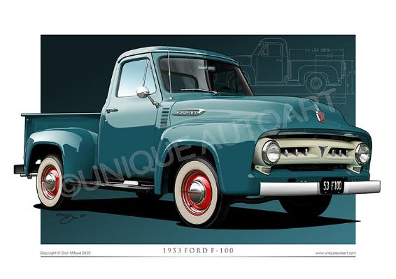 FORD OLD TRUCK