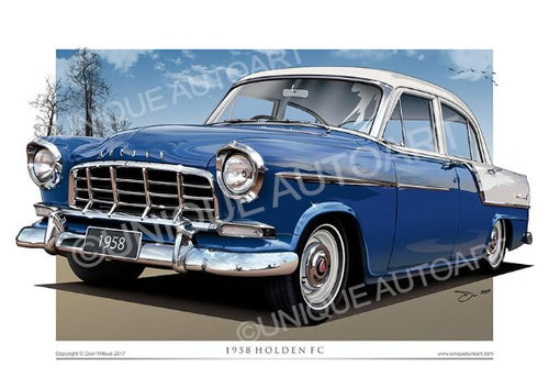 FC Holden- Royal Marine Blue