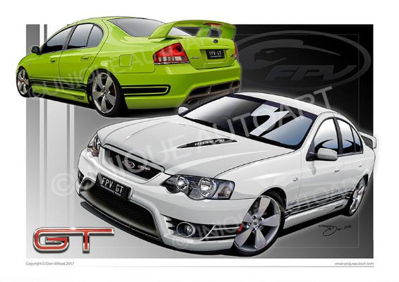 FPV BF GT- Winter White
