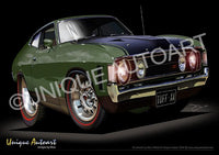 Ford XA GT - Jewel Green