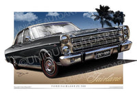 ZC Fairlane- Onyx Black