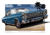ZC Fairlane - Starlight Blue