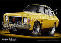 HJ MONARO- ABSINTH YELLOW