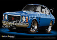 1975 MONARO - CASINO BLUE