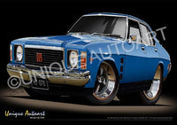 HJ MONARO - CASINO BLUE