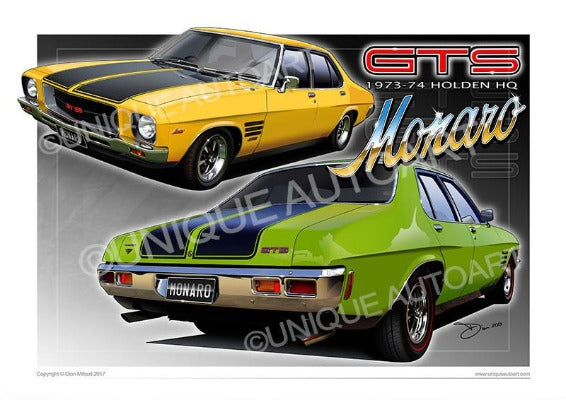 Holden HQ GTS
