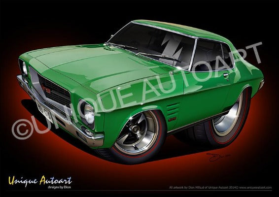 HQ HOLDEN MONARO- MARCH THE 17TH