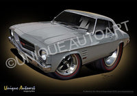 HQ HOLDEN MONARO- PHANTOM GREY