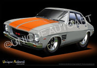 HQ Monaro- Sable Metallic
