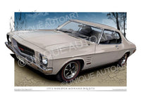 Australian Muscle Car - Windorah Beige