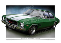 HQ MONARO - PRINTS (unframed)