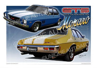 HOLDEN CAR PRINTS