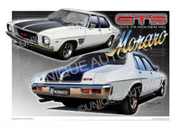 MONARO CAR PRINTS