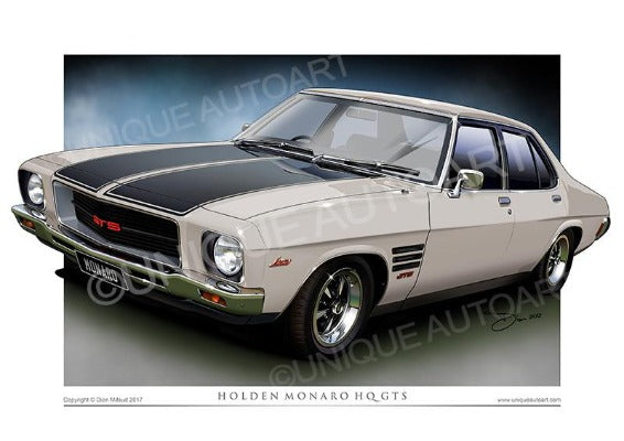 HQ Monaro- Willow