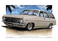 Sandown Fawn Old HR Holden