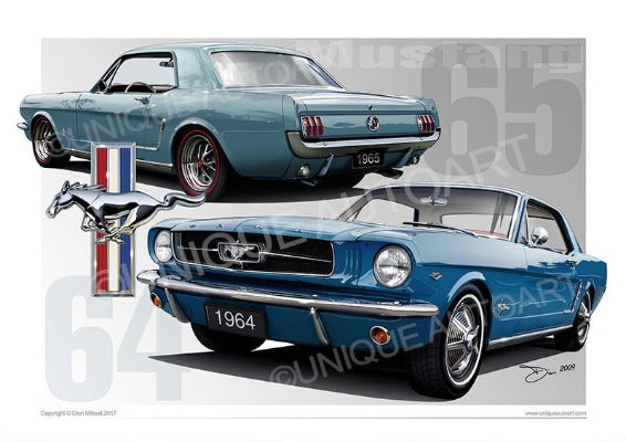 Ford Mustang Pony car
