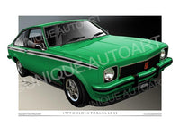 HOLDEN TORANA - SUPER MINT