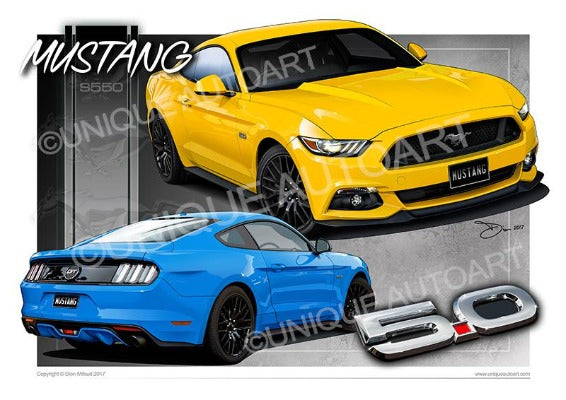 2016 Mustang GT Coupe