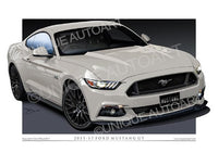 MUSTANG AVALANCHE GRAY