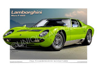 Lime Green Miura