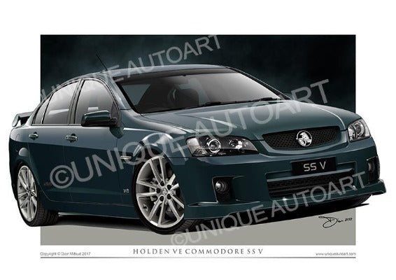 HOLDEN VE COMMODORE - KARMA