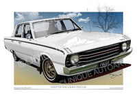 VF Valiant- Alpine White
