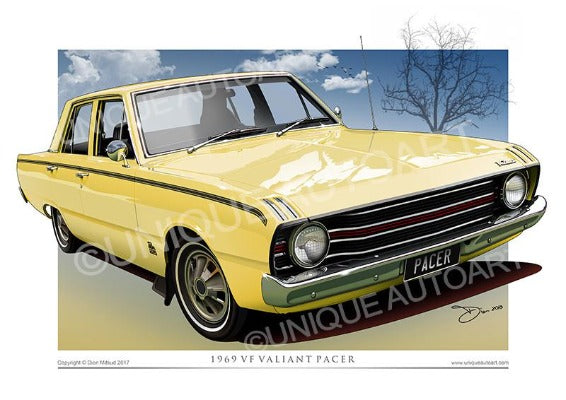 VF PAcer- Isis Yellow