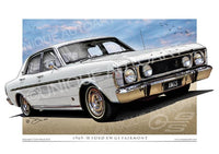 Ford Fairmont XW GS