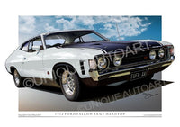 Ford Muscle Car Prints - Ultra White
