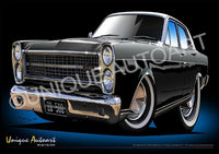 ZD FAIRLANE - ONYX BLACK