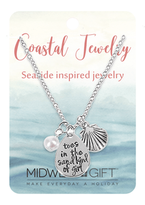 Coastal Necklaces - Mountains & Mermaids